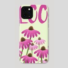 Bloom - Phone Case by Sara Kuba