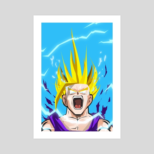 S2 Gohan  by Kode Subject