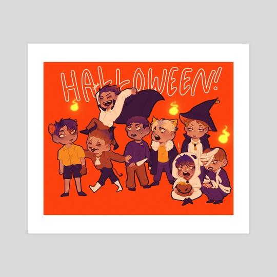 Cute Halloween STZW by Miintee