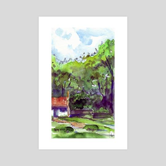 House  by AnaThiu