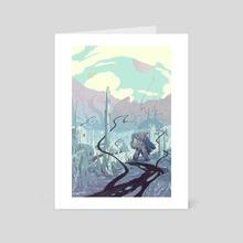 Atbal-Balak - Art Card by 5 Worlds