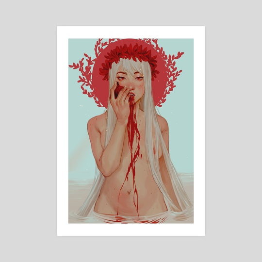 Blood & Milk by Anya