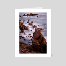 Inspiration Point - Art Card by Kevin Nelson