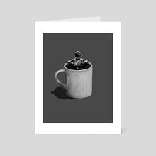 Have a Break - Art Card by Nicebleed
