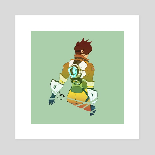 Right on Target - Tracer by Ben Murphy