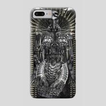Destroying Angel - Phone Case by Byron Stoddard