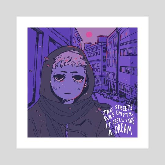 Fever dream  by Meli