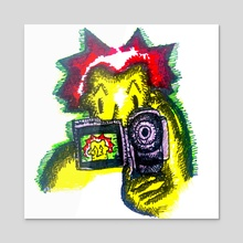 ACTION! - Acrylic by BRIMSTUM