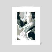 MiMano Art no 79 - Art Card by Linda Kofoed