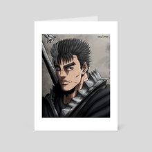 Guts - Art Card by CELL-MAN
