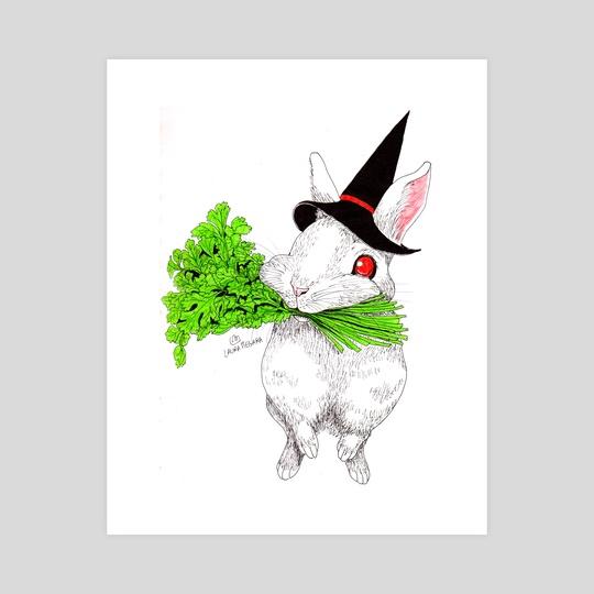 Coriander Witch by Laura Megara
