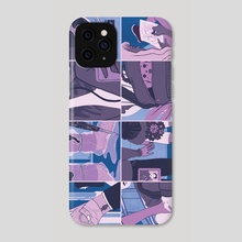 Notice Some Things - Phone Case by Angelica Alzona