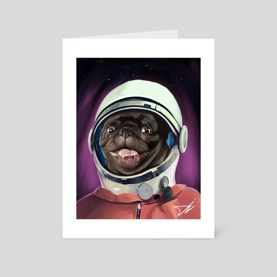 Astromops by Ilya Trikur