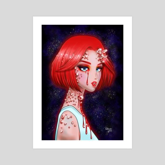 Ruby Disease by Patricia Pons