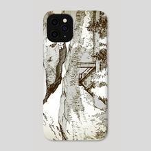 Old Faithful - Phone Case by Miranda Wedge