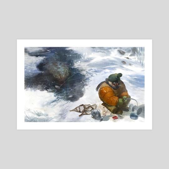 Ice Cold Terror by Svetlin Velinov