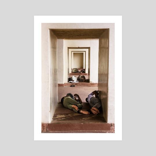 Synchronized Sleeping by Amir Krieger