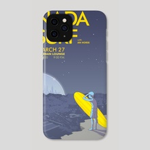 Nada Surf, Utah  - Phone Case by David Habben
