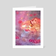 Queen Rutela - Art Card by Soul