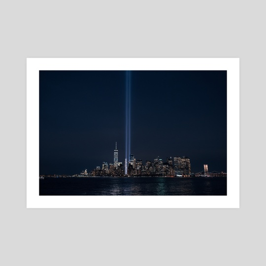 9/11 memorial by Anthony Retournard