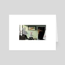 Interupted meeting - Art Card by Otat