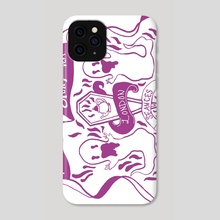 Lift Your Spirits - Phone Case by Cashmere Morley