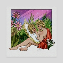 narcissus - Canvas by martisun