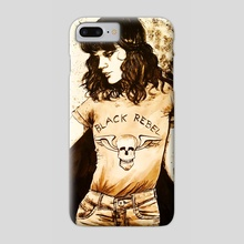 rebel - Phone Case by Tatum Flynn