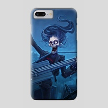 Let's Rock! - Phone Case by Alexey Grishin