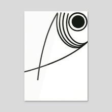Fish culture 5 - Acrylic by Gabriel Tobón