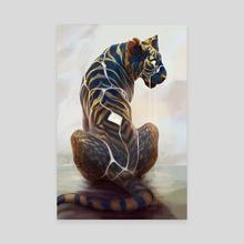 Kintsugi - Canvas by Stephen Scott