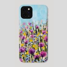 Garden 1 - Phone Case by Maddalena Sodo