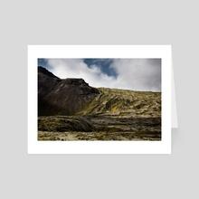 Iceland 18 - Art Card by hinomaru