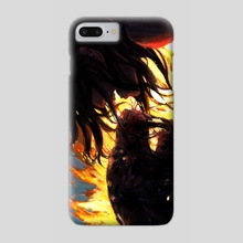 Mowgli & Shere Khan - Phone Case by Ciaran