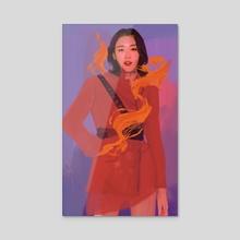 yves - # - Acrylic by umi ---