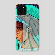 Meghan Markle - Phone Case by Carlos Gee
