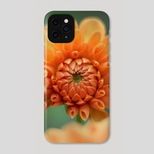 Dahlia - Phone Case by Carolynn Elwell