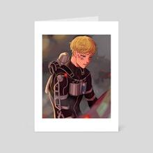 Armin  - Art Card by Jacky