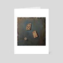 Love Games - Art Card by Svetoslav Stoyanov