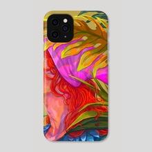 Fairy  - Phone Case by Jane Koluga