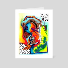 7 - Art Card by Jolos
