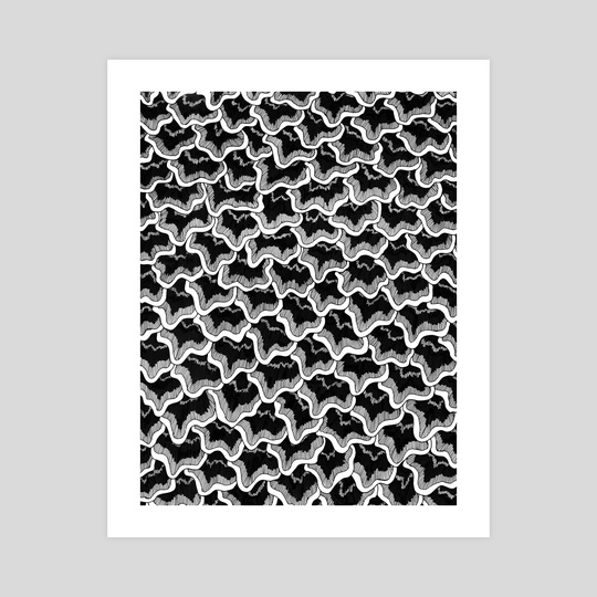 Dark Fungi by Tanya Heidrich