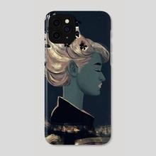 Golden - Phone Case by M Bennet