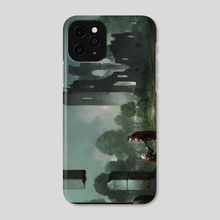 Knights - Phone Case by Jorge Jacinto