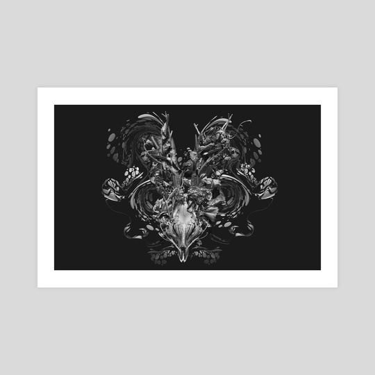 Dark Magic (Black) by Noctem_lg  / Laury Guintrand