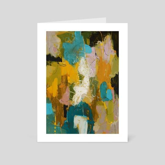 MiMano Art no 33 by Linda Kofoed