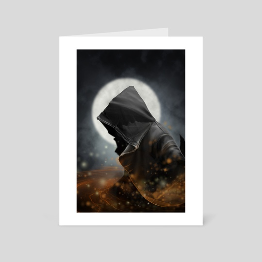 Poster or Card Kin of Kings. by Beatriz Rare