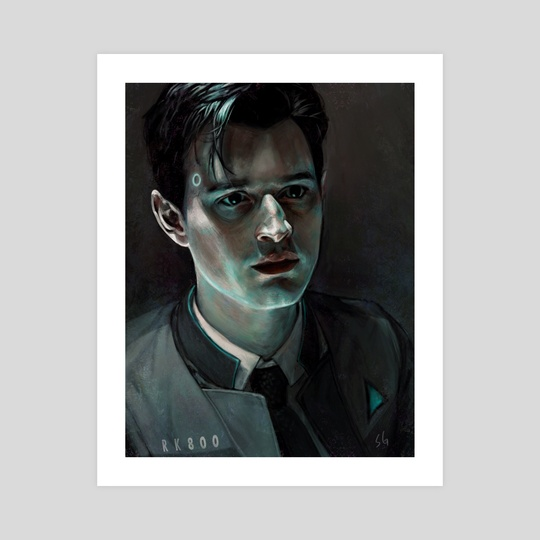 Connor by Sabrina Glik