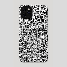 Black & White 14 - Phone Case by hannzoll