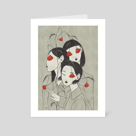 Poppies by Lisa Merletti